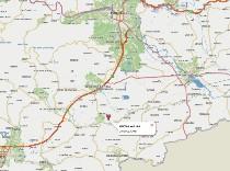 zemljevid gostilna kidric krizeca vas poljcane5